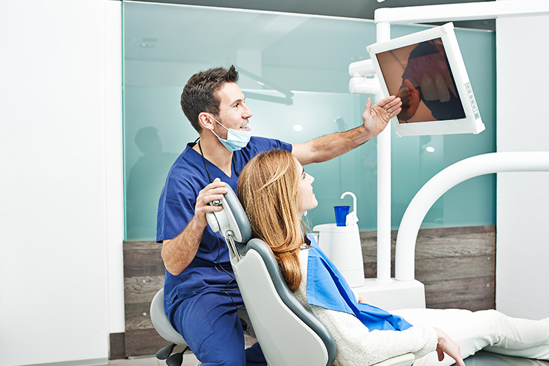 Preventative (Exams, X-rays, Cleanings) - Gentle Dental Group, Yorkville Dentist